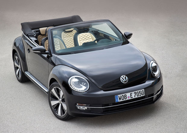 VW Beetle Exclusive od divize Volkswagen R GmbH