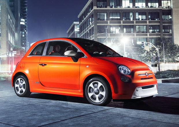 Fiat 500e: Nejlepší elektromobil roku 2013 podle Road & Track