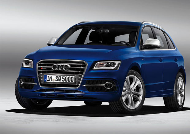 Audi SQ5 dostane i benzinový motor 3,0 TFSI