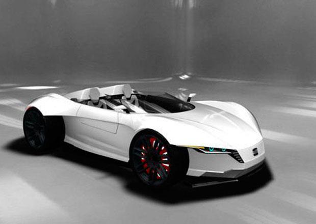 SEAT Axon: vize elektrického roadsteru od designéra značky
