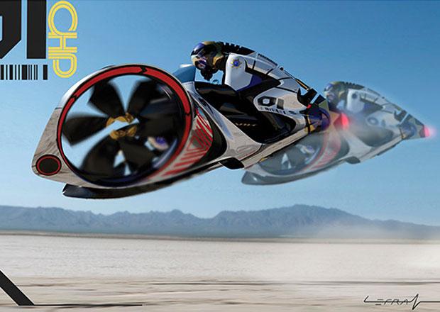 L.A. Design Challenge 2012: auta pro dálniční policii roku 2025