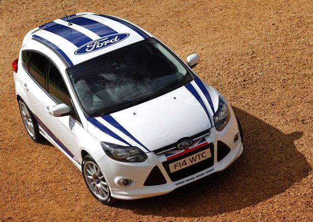 Ford Focus WTCC: Limitovan� s�rie inspirovan� z�vody cestovn�ch voz�