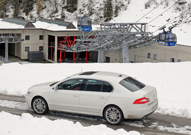 Autem na hory: Rakousko - Zillertal