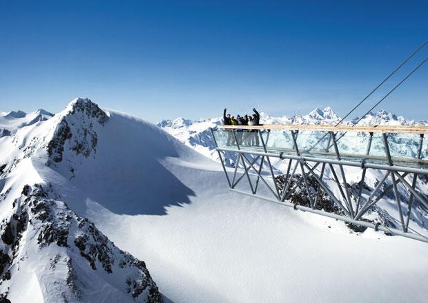 Autem na hory: Rakousko - Sölden