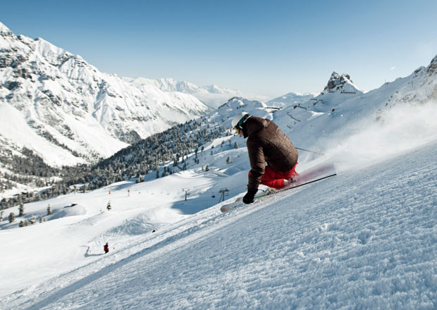 Autem na hory: Rakousko - Stubaier Gletscher