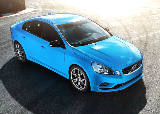 Volvo S60 Polestar Concept: 500 koní a 300 km/h