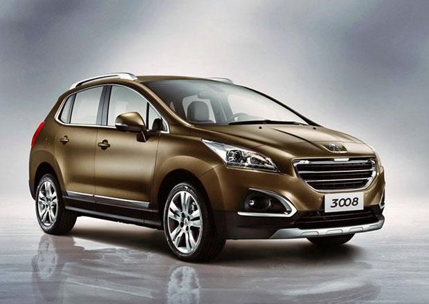 Modernizovaný Peugeot 3008 bude mít premiéru v Kantonu