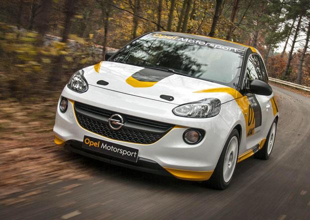 Opel pracuje na sportovn�m Adamovi, chce konkurovat Abarthu