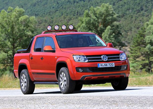 Volkswagen: Prodeje užitkových modelů za prvních deset měsíců 2012
