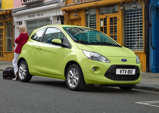 Budoucnost Fordu Ka: Další spolupráce s Fiatem je nejistá