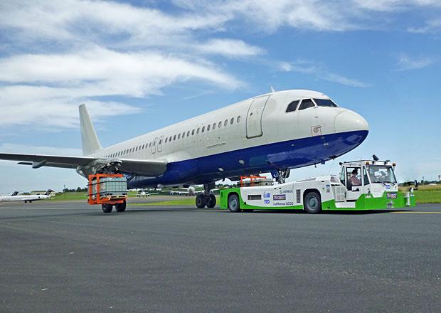 Scania dodá motory pro tahače TaxiBot