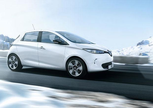 Renault odkládá elektromobil Zoe, soustředí se na nové Clio