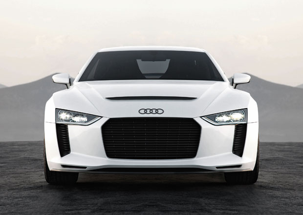 Sportov�n� podle Audi: Dieselov� supersport a tunov� TT
