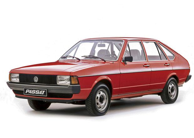 Design po generacích: Volkswagen Passat