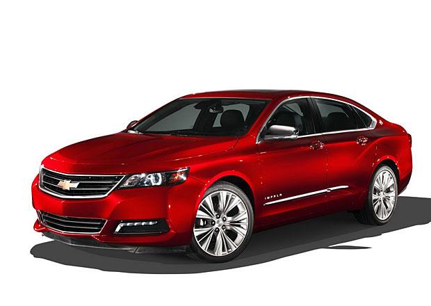 Chevrolet Impala: Über-Insignia jde do prodeje, zatím jen v USA