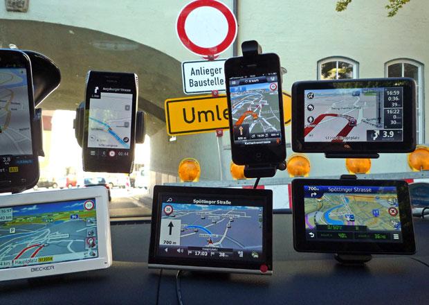 Srovnání navigačních systémů a přístrojů: Žádný není dokonalý