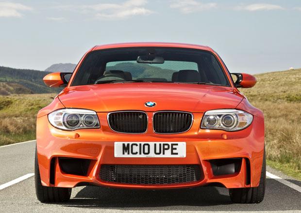 BMW 1 M sedan s 2,0 Turbo zacílí na Audi S3 sedan a Mercedes CLA 45 AMG