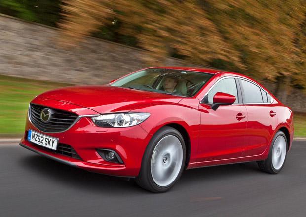Benzinová Mazda 6 chce oslovit více firemních zákazníků než dosud