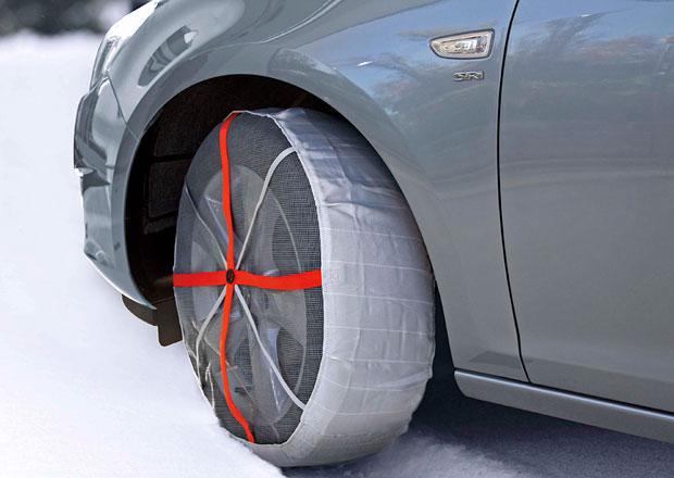 Snow Socks: Autoponožky do sněhu i na led
