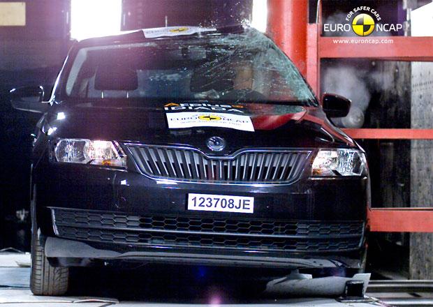 Euro NCAP 2012: Škoda Rapid a SEAT Toledo mají pět hvězd