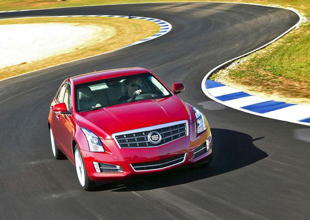 Cadillac ATS p�ich�z� s jedin�m motorem, za��n� na 938.000 K�