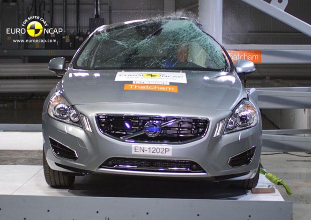 Euro NCAP 2012: Volvo V60 Plug-In Hybrid – Bezpečné i jako hybrid