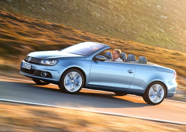 VW Eos zůstane bez přímého nástupce