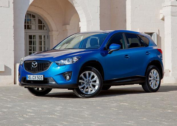Japonským autem roku 2012-2013 se stala Mazda CX-5