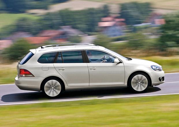 Volkswagen Golf Variant přijede i ve variantě Alltrack