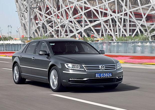 Budoucí Volkswageny se inspirují vzhledem příštího Phaetonu