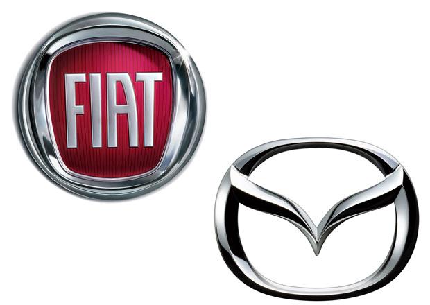 Mazda a Fiat zvažují další možnosti spolupráce