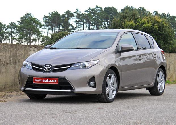 Toyota Auris 2013: První jízdní dojmy