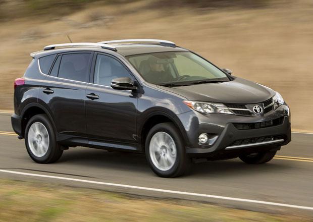 Toyota RAV4 dostane v Evropě dva dieselové a jeden benzinový motor