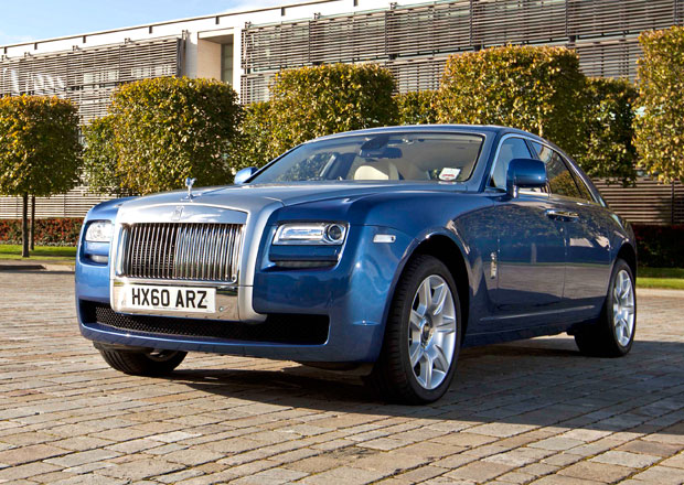Rolls-Royce vydělává i přes evropskou automobilovou recesi