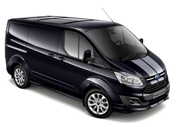 Ford Transit: sportovní verze i pro nový model
