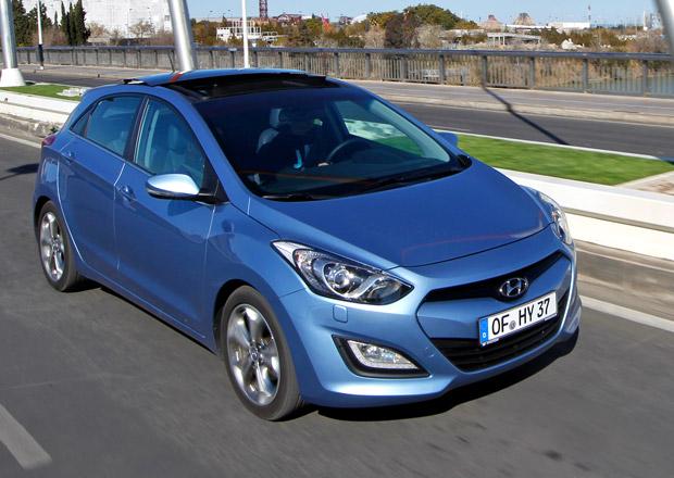 Hyundai i30 slaví, v Evropě se prodalo půl milionu aut