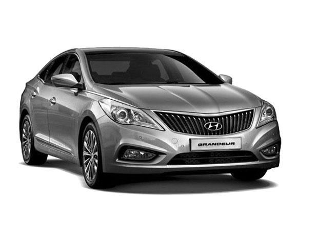 Hyundai Grandeur: Rychlý facelift pro velký sedan