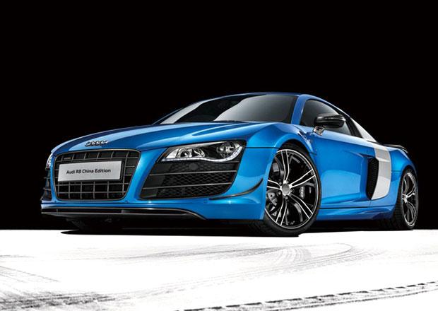 Audi R8 China Edition: 80 kousků pro Říši středu