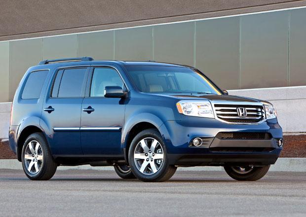 Honda vyveze z Ameriky v roce 2014 v�ce voz� ne� jich doveze z Japonska