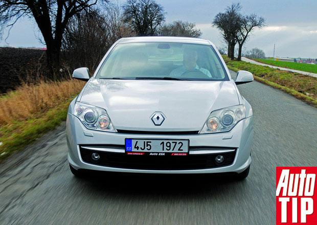 Bazar: Renault Laguna III - Řekni, kde ty metry jsou