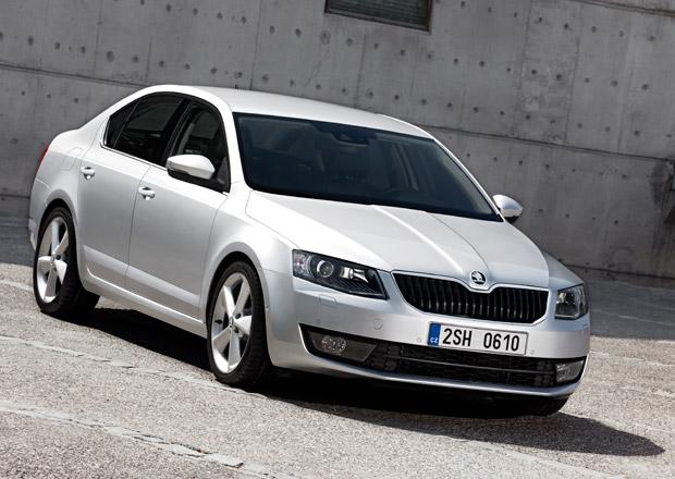 Škoda Octavia III nabídne celkem pět motorů v osmi výkonových verzích