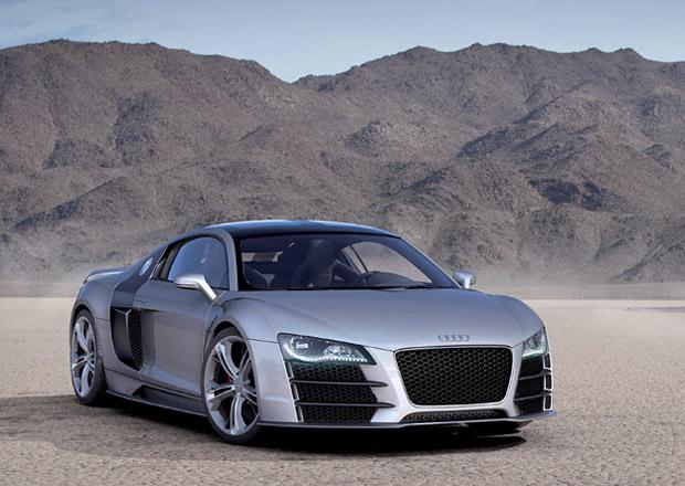 Audi: Náš dieselelektrický supersport bude lepší než McLaren P1