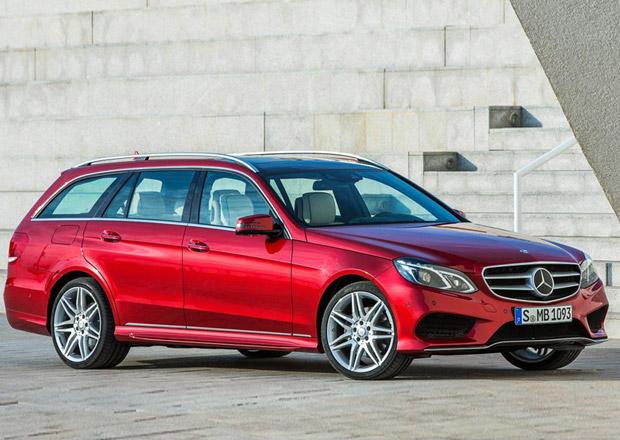 Mercedesy E 200 a E 250 dostanou nové dvoulitrové turbo