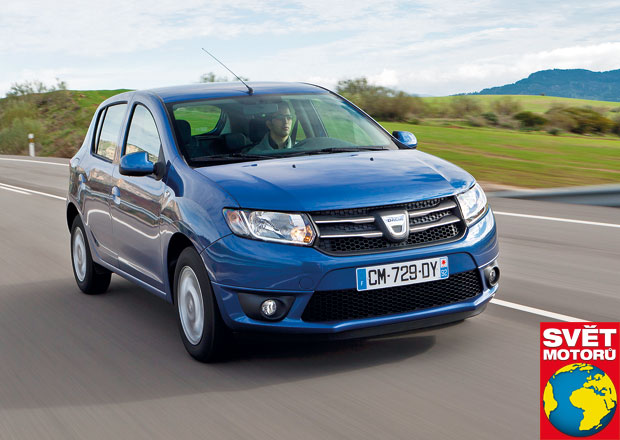 Dacia Sandero a Dacia Logan: První jízdní dojmy