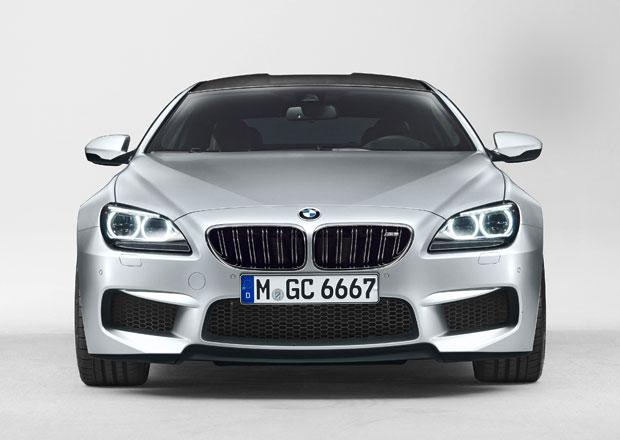 BMW M6 Gran Coupe: Sportovněji laděná M5 oficiálně