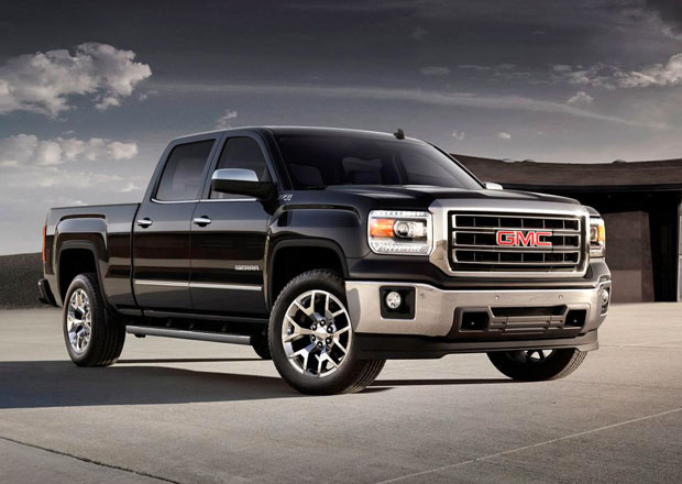 GM představuje full-size dvojčata Chevrolet Silverado/GMC Sierra 2014