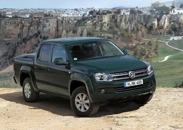 Volkswagen: Prodeje užitkových modelů od ledna do listopadu 2012