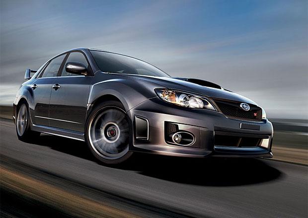 Subaru přestane v Británii prodávat Imprezu a WRX STI, není o ně zájem