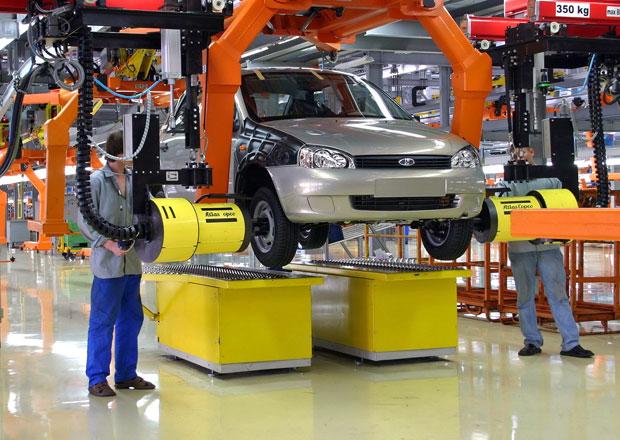 Aliance Renault-Nissan chce vzkřísit ruskou Ladu
