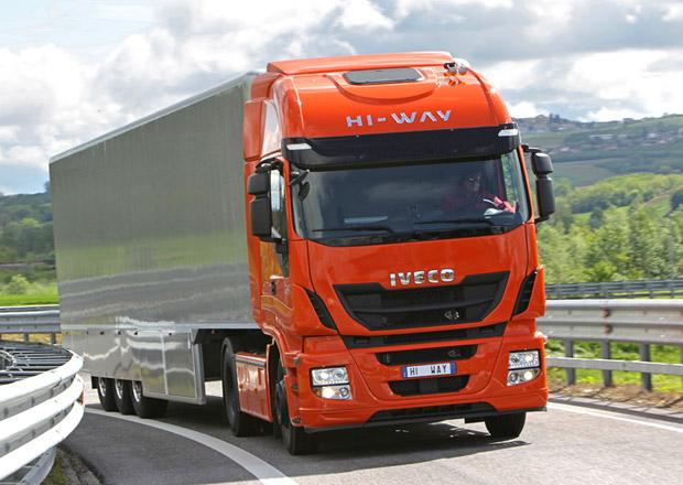 Jízdní dojmy: Iveco Stralis Hi-Way Euro 6 - Masivní změny